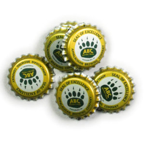 Appalachian Bottle Caps (Set of 12)