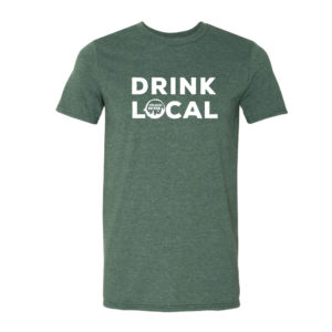 Appalachian Drink Local Soft Heather T-Shirt