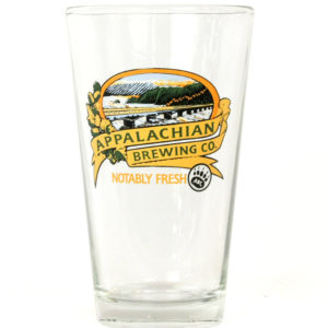 Appalachian 16 oz. Pint Glass