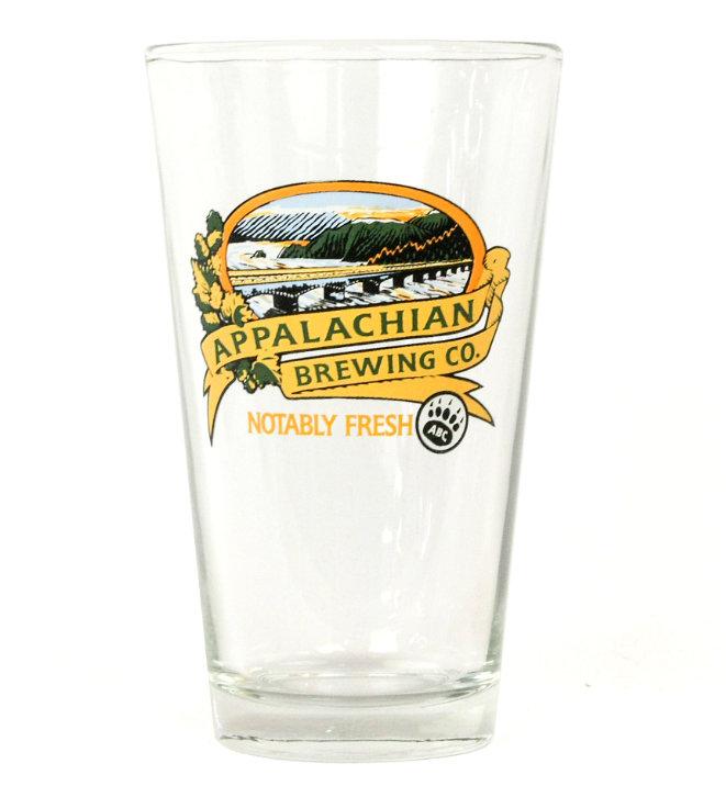 69ef632e27a Appalachian 16 oz. Pint Glass