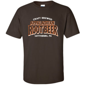 Gettysburg Appalachian Root Beer T-Shirt